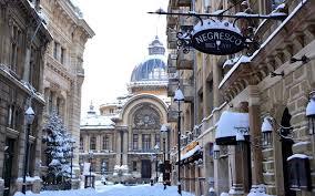 Obiective turistice din Centrul Istoric București care pot fi vzitate la pas